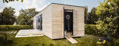 Freedomky - modulární stavby