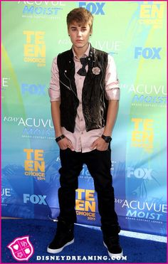 Justin Bieber Google News: Justin Bieber 2011 Teen Choice Awards USA