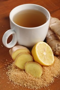 Natural Remedy for Cold or Flu ~ We drink this in our house all the time... sometimes when we're not even sick! My toddler LOVES it!