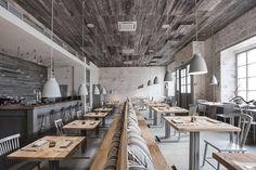 "Ресторан северной кухни ""Bjorn"" - Бьёрн // GoTonight.ru"