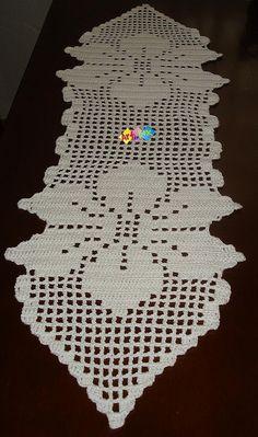 caminhovó | Para encomendas, duvidas ou sugestões entre em c… | Flickr Crochet Doily Rug, Crochet Bedspread Pattern, Crochet Table Runner Pattern, Crochet Shawl Free, Crochet Doily Diagram, Crochet Edging Patterns, Crochet Quilt, Doily Patterns, Crochet Gifts