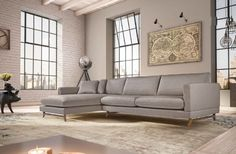 Sofás com chaiselong sofas with chaiselong  Miles http://intense-mobiliario.com/product.php?id_product=5071