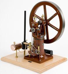 1895 Otto Deutz Model Engine Finished