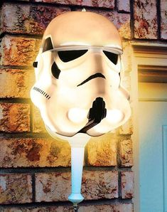 Star Wars Stormtrooper Outdoor Light Cover $7.99