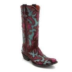 """Browsing Store - Old Gringo 13"""" Lylah Boot in Brass"""