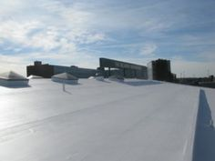 10 Benefits Of White Roof Coatings Restore It Commercial Roofing Inc