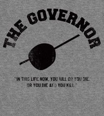 Governor | Pop Up Tee