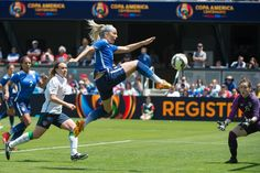 The Women's World Cup's Grass Ceiling: How to Conquer Inequality in Soccer - The Atlantic
