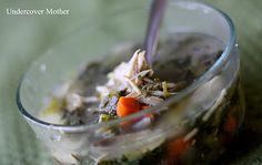 Healthful Chicken Soup