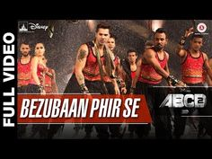 Bezubaan Phir Se Full Video   Disney's ABCD 2   Varun Dhawan & Shraddha Kapoor   Sachin - Jigar - YouTube