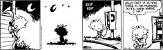 Because Calvin and Hobbs will always be the best.