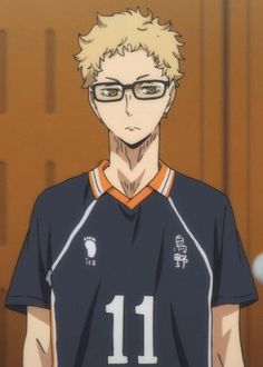 Kei TSUKISHIMA | Anime-Planet
