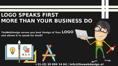 IS YOUR BUSINESS MISSING AN IDENTITY? Then take the opportunity now brand yourself with a logo Take The Opportunity, Brand You, Your Design, Banners, Identity, Printing, Marketing, Logos, Memes