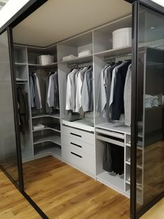 10 Organize closet # Organize closet 10 Organize closet # Organize closet organize How Bedroom Wall Designs, Bedroom Closet Design, Bedroom Wardrobe, Wardrobe Design, Master Bedroom Design, Closet Designs, Home Decor Bedroom, Walk In Wardrobe, Walk In Closet