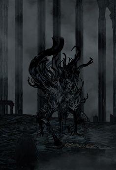 BloodBorne-Игры-гиф-2101485.gif (540×795)