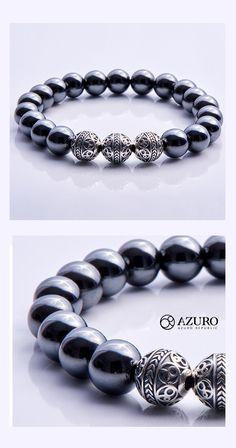 Cool Trending Bracelets For Men - The Finest Feed Cool Mens Bracelets, Fashion Bracelets, Jewelry Bracelets, Fashion Jewelry, Beaded Jewelry, Handmade Jewelry, Unique Jewelry, Gold Jewelry, Bracelet Making