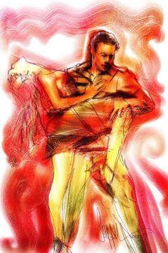 """salsa dance"" by Paul Shipper"