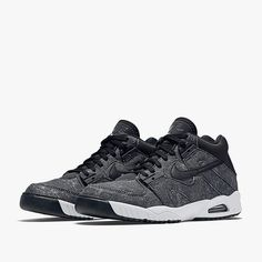 """•✌ Nike Air Tech Challenge III ""Black Denim""  Black/Anthracite/White/Black  Out soon  #StadiumGoods"""