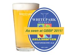 White Park Brewery - Kellyhopter