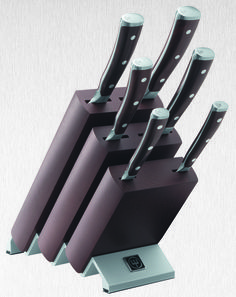 TOP 25 PICKS FOR YOUR HOME.  Wusthof Classic Ikon.  A modern beautiful knife set from a  premier German house.
