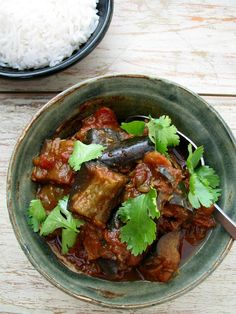 Eggplant curry | My Darling Lemon Thyme