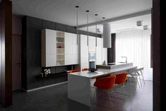 Квартира в Днепропетровске от Azovskiy & Pahomova architects