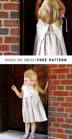Madeline Dress – Free Pattern