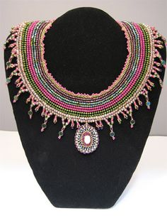 Roseann Straub's Cleopatra (Beads)
