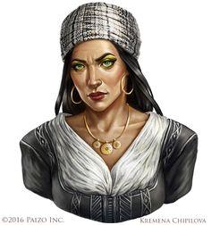 Mysterium Elder by Kremena Chipilova