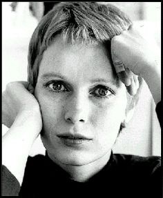 Mia Farrow: once married to Frank Sinatra AND Woody Allen Maureen O'sullivan, Nancy Sinatra, Mia Farrow, Woody Allen, Biography, Actors & Actresses, Celebs, Black And White, Lady