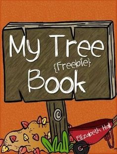 """This is such a fun Fall activity that I do each year with my students. We go on a """"tree walk"""" and collect different parts of a tree. The first four pages are folded back to create pockets so kids can collect leaves, acorns, twigs and bark. The remainder of the book is for students to illustrate and write about trees. It is the perfect way to wrap a study about trees!   Enjoy!"""