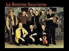 la bottine souriante - le ziguezon zinzon. An amazing, lively band you can't stop tapping along to!