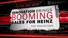 Heinz -- Board of Directors Meeting Kickoff Video (video production, internal corporate communications)
