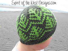 Ravelry: Forevergreen Hat pattern by Helene Yates