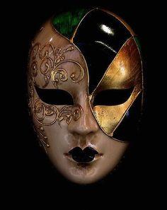 Maske Boyama