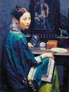 Chen Yifei -