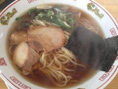 """ラーメン(中華そば) """"ra-men"""" Japanese noodle."""