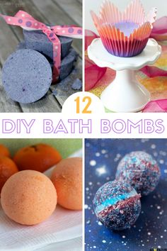 Bath bombs are all t