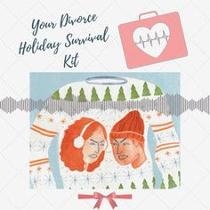 Your 2019 Divorce Holiday Survival Guide Divorce Online, Co Parenting, Still Love You, Holidays With Kids, Get The Job, Survival Guide, Jesus Loves, How Are You Feeling, Survival Guide Book