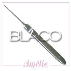Amelie inox tools sgorbia num.0