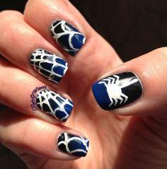 Flight Of Whimsy halloween  #nail #nails #nailart
