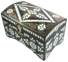 Mother of Pearl crate