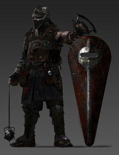 Militia Guard from Thief