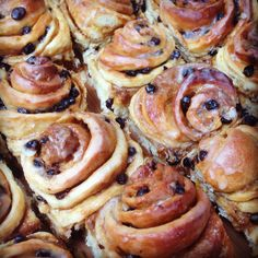 Sticky buns Sticky Buns, Sassy, Sausage, Treats, Baking, Food, Goodies, Bread Making, Meal