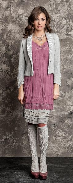cavaletti This dress that sweater