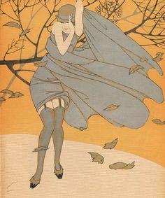 """Ernesto Garcia """"El Chango"""" Cabral (1890 – 1968) foi pintor, desenhista e um ícone da art-deco e nouveau mexicana. Famoso por suas contribuições como um cartunista para jornais e revistas, sua obra se estende por cerca de 25.000 (!!!) peças. Garcia Cabral também era um exímio dançarino de tango, lutador greco-romano e pioneiro do cinema (...)"""
