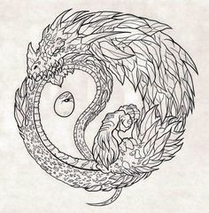 Yin-Yang-Ouroboros-Tattoo-Design-by-Narcissus.jpg (900×918)