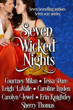 Giveaway ☆ Seven Wicked Nights Romance Novel Covers, Romance Novels, Historical Romance, Romans, Books To Read, Wicked, Author, Night, Reading
