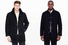 Club Monaco Winter 2014 Men's Lookbook   FashionBeans.com