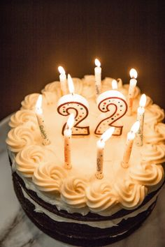 Terrific Images Birthday Candles red Tips House party candle lights usually are component of each one birthday celebration party. 22nd Birthday Cakes, Happy 22nd Birthday, Birthday Desserts, Birthday Decorations, Birthday Celebration, Birthday Candles, 22 Birthday, Birthday Parties, Birthday Pictures